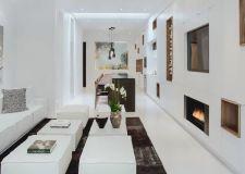 北京懿品阁现代风格62平米装修案例
