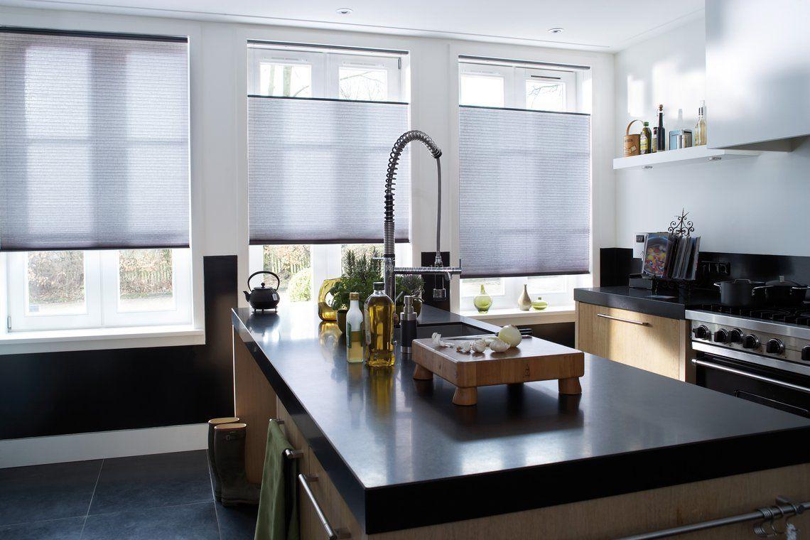 2017欧式厨房卷帘窗帘图片欣赏_装修123效果图图片