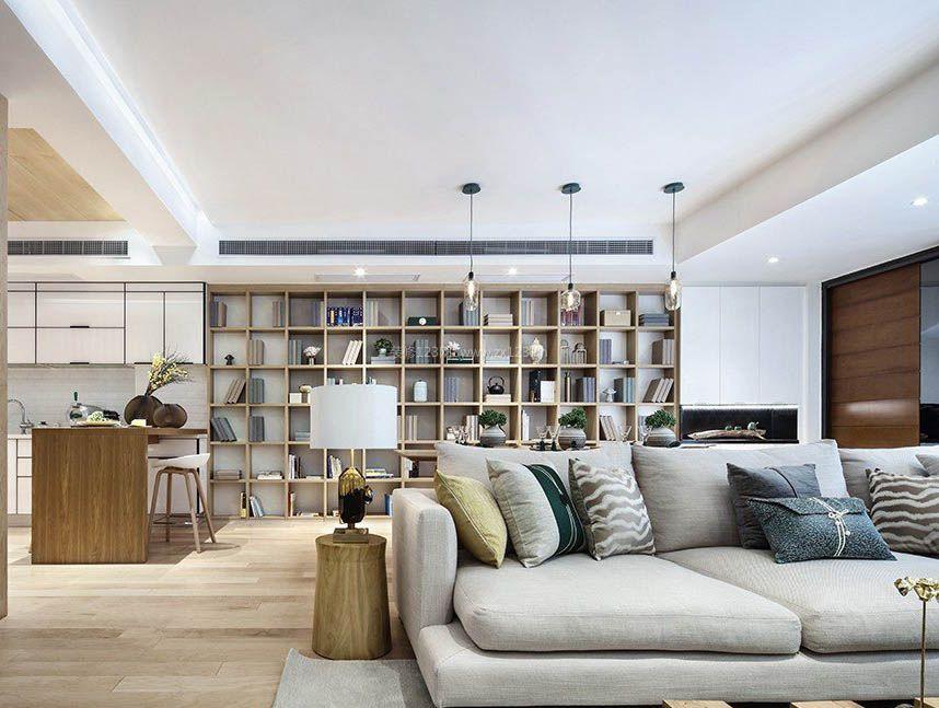 2017北欧风格家装室内地板贴图欣赏