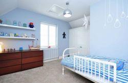 2017現代簡約兒童房間臥室實木斗柜圖片