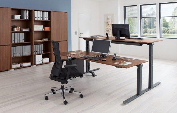 简单小型办公室室内装饰装修图片