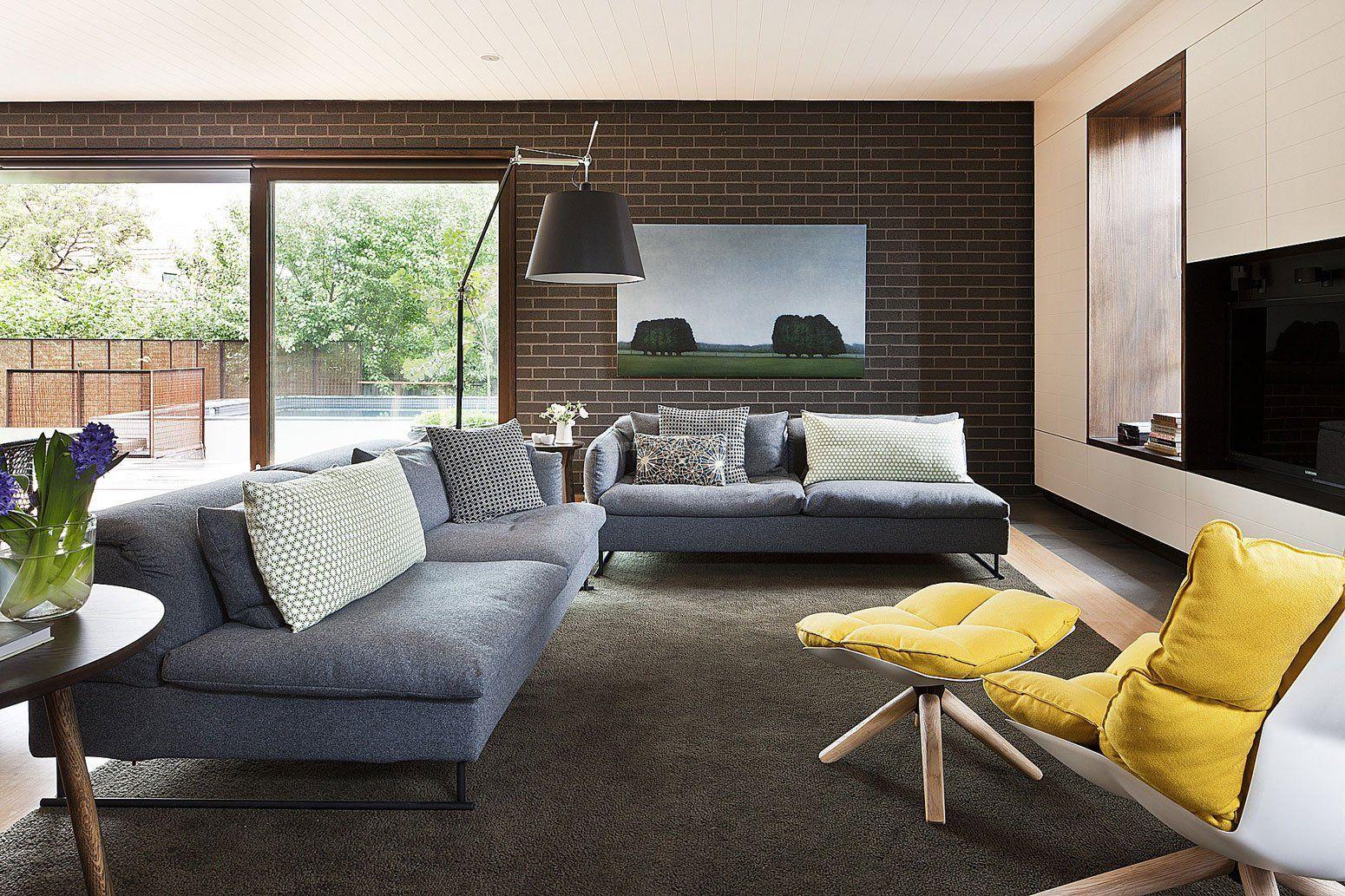 2017现代别墅室内灰色地毯贴图大全