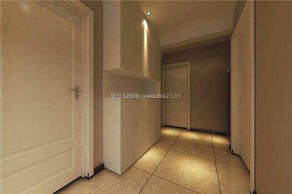 昆明盛泰公园现代风格3居室装修效果图
