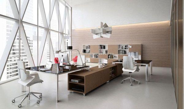 比较办公室装修设计中该如何选择质地良好的壁纸?