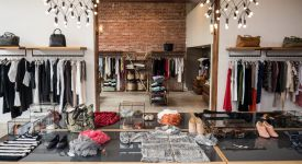 30平米服裝店裝修設計 服裝店如何裝修更吸引人