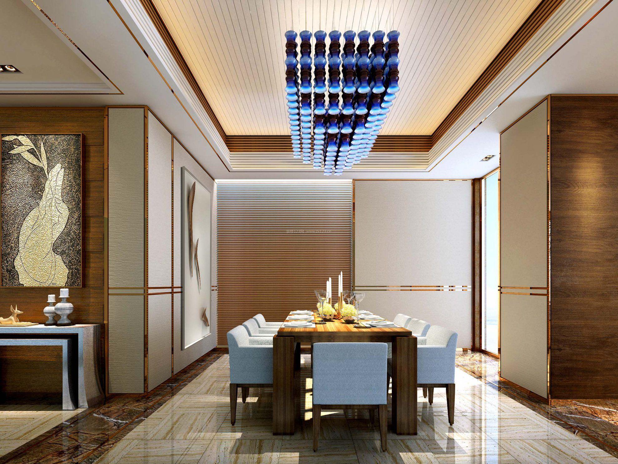 2018东南亚别墅家装餐厅设计图片_装修123ag路子 官方网站