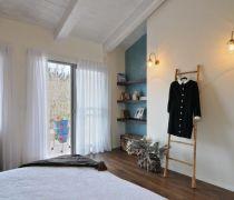 125个平米的房屋卧室窗帘设计图