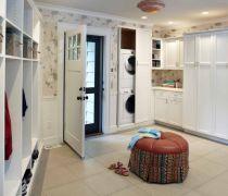 125个平米的房屋衣帽间设计图