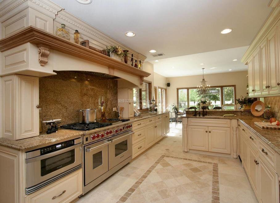 厨房整体橱柜设计图纸展示_设计图分享