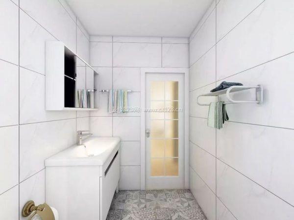 新房子卫生间装修风格介绍 找对风格再装修