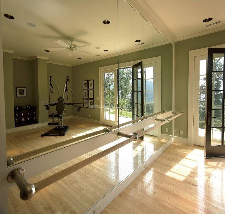 別墅*墻面健身房裝修效果圖