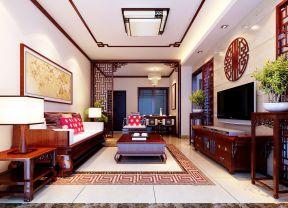 復古中式風格