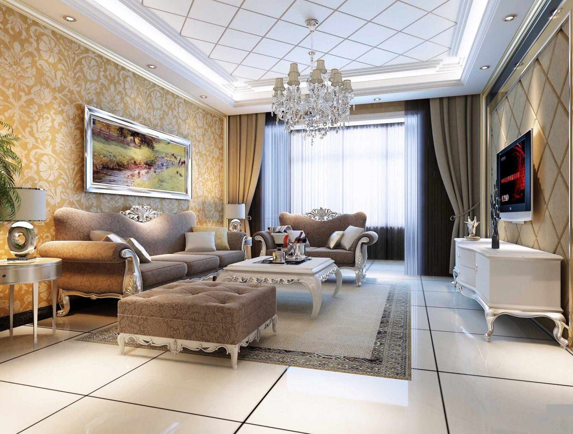 三室一厅简装装修效果图片