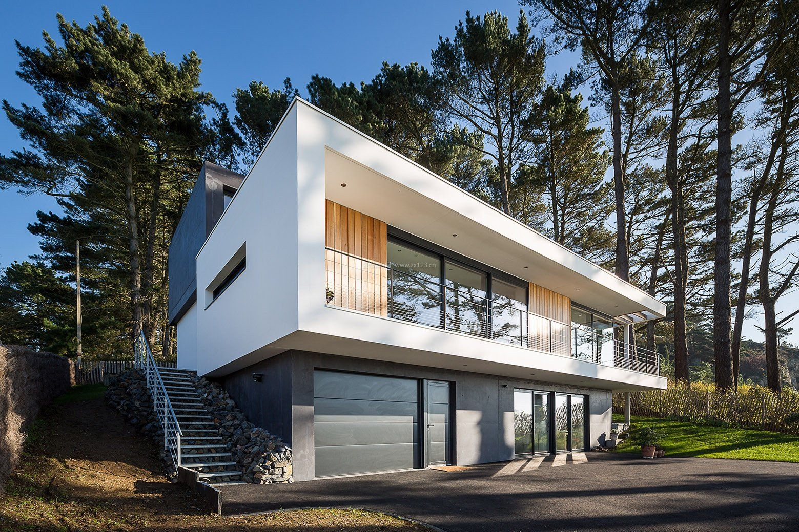 住宅房屋外观造型设计