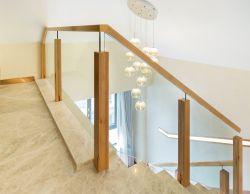 兴盛园116平米跃层现代风格楼梯装修效果图