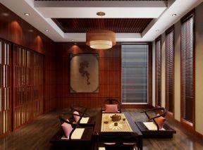 复古茶室设计