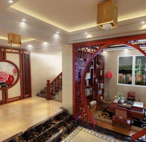 復古茶室拱門造型設計-每日推薦