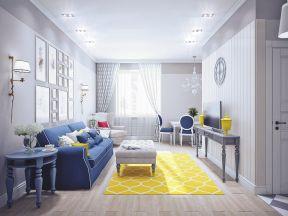 50平方一室一厅小户型装修图