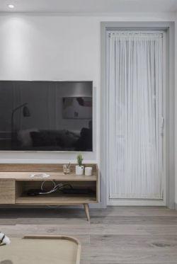 2018北欧风格家居电视柜图片