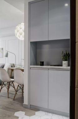 2018北欧风格家居玄关设计图片