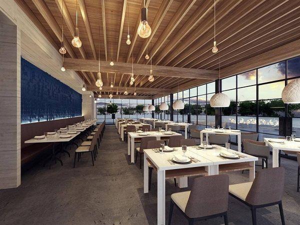 小清新餐馆如何设计