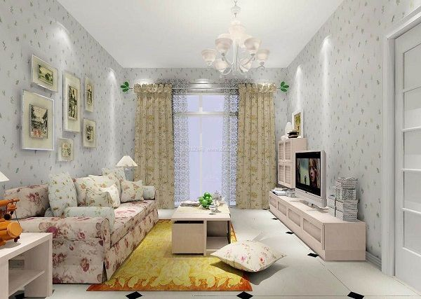 卧室墙纸什么颜色好?