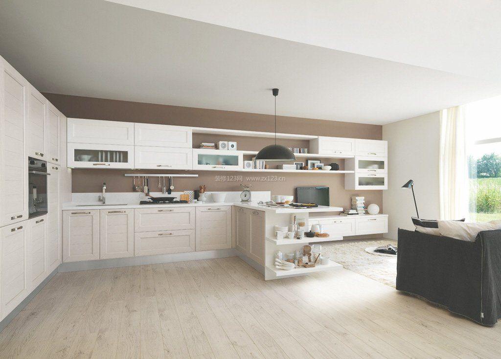 2018现代室内设计风格烤漆橱柜