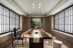 2018中式別墅豪宅茶室設計圖