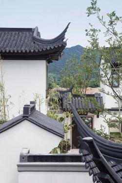 2018中式別墅豪宅外觀設計大全