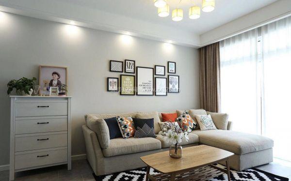 小户型客厅装修图片
