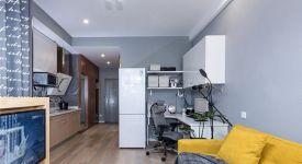30平米公寓裝修技巧 讓你蝸居變豪宅