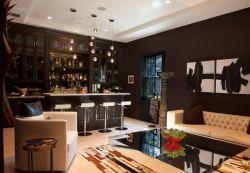 家庭式酒吧台装潢装修效果图片图片