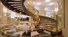 旋轉樓梯尺寸是多少?旋轉樓梯設計注意事項
