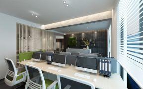 2018家庭辦公室裝修圖片 辦公桌椅裝修效果圖片