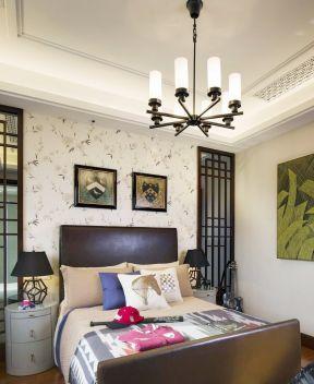 2018简约小户型卧室装修设计