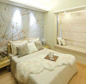 2020简约古典卧室飘窗装修设计-每日推荐