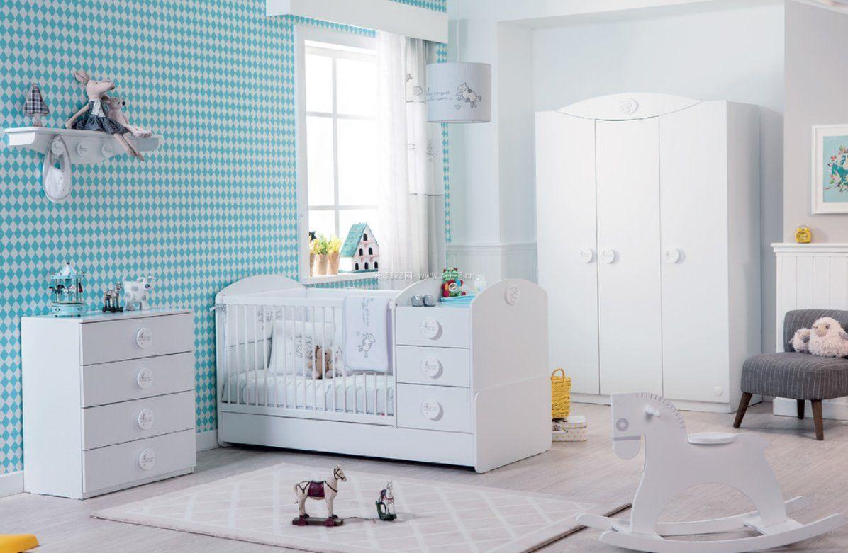 2018家具儿童床室内设计