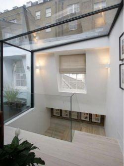 纯欧式家庭阳光房玻璃房顶设计图片