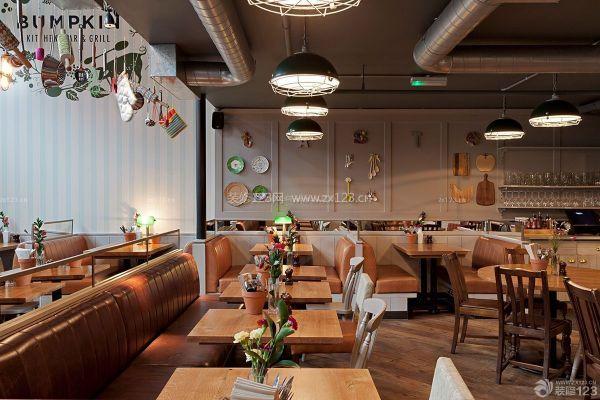 烧烤店装修特色个性设计缔造完美舒适温馨餐饮空间