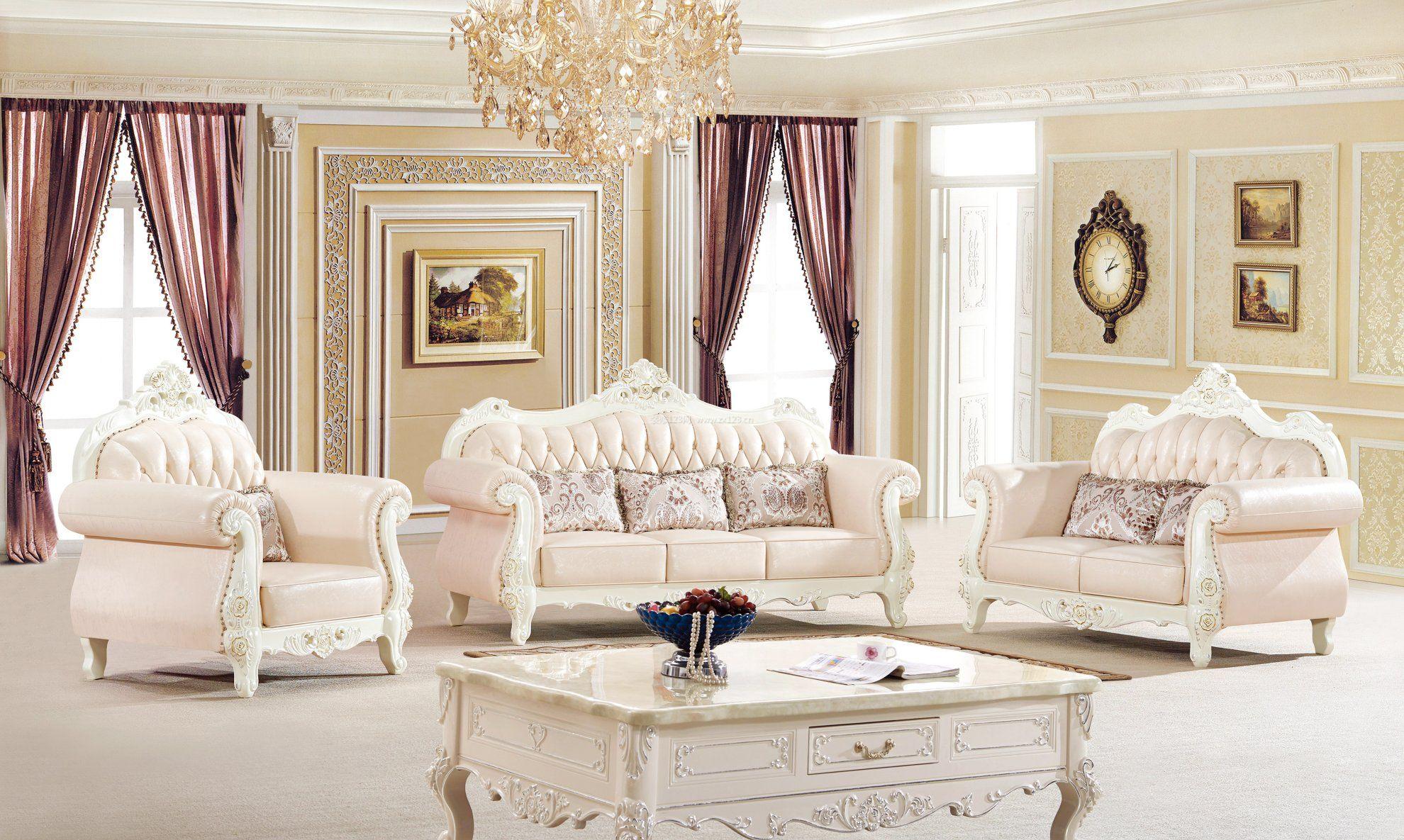 2018欧式沙发抱枕装饰效果图片图片