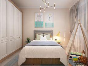 現代溫馨臥室 臥室床頭裝飾畫