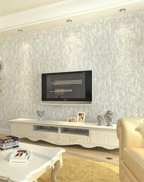 2018客厅壁纸电视电视背景墙