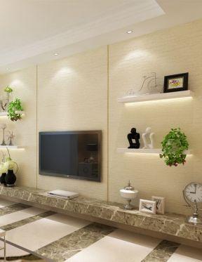 硅藻泥客厅效果图