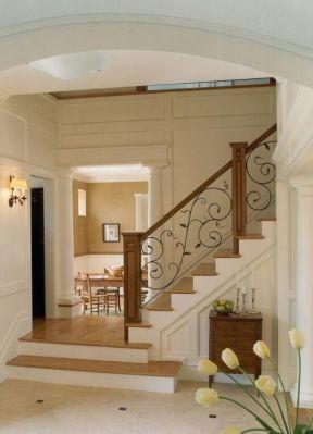 2018欧式客厅复式别墅设计图
