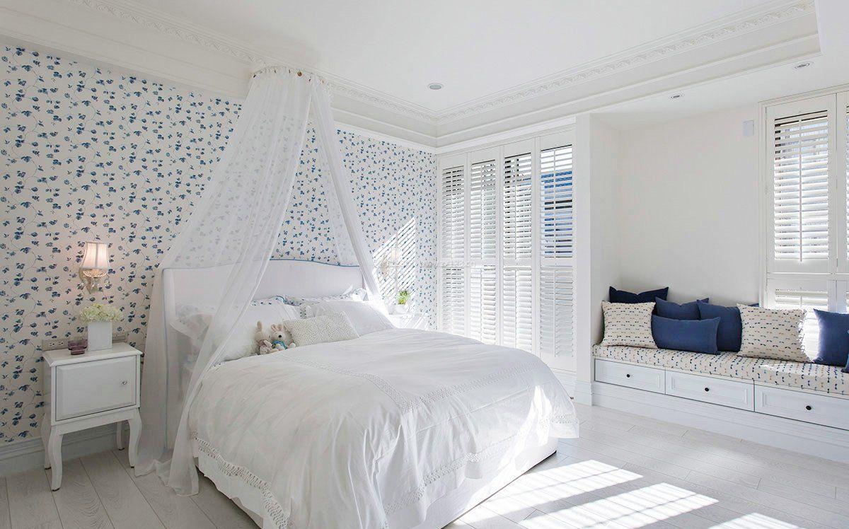 2018家居室内卧室布置效果图大全
