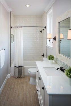 家庭衛浴間裝修設計效果圖