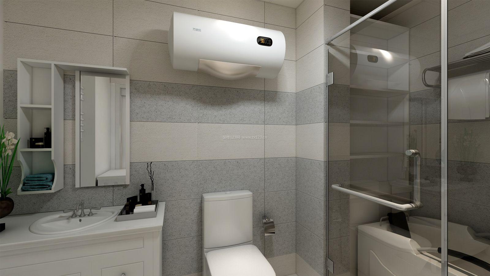 在选择户型卫生间墙砖时要注意什么? - 瓷砖 - 装修