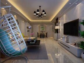 90平米房屋裝修效果圖 2018兩室兩廳裝修圖