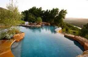 室外游泳池圖片