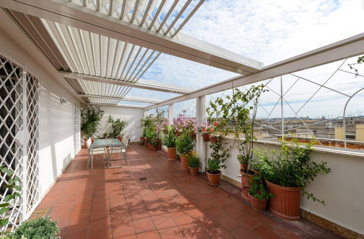开放式阳台花园地板砖装修效果图大全